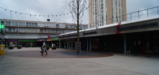 UDENHOUT TREES | Shopping mall Grand'Mare, Rouen